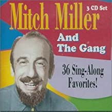 36 Sing Along Favorites: Mitch Miller And The Gang