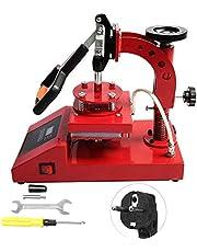 Neufday Bolígrafo Herramienta de Bricolaje Máquina de impresión en Caliente, Bolígrafo Máquina de Prensa de Calor Bolígrafo Bolígrafo DIY Sublimación Máquina de Transferencia de Prensa de Calor