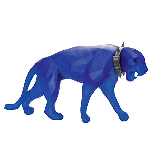 Daum Crystal XL Wild Blue Panther 05356
