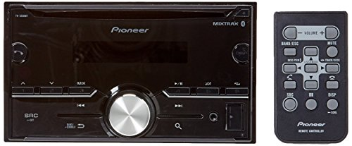 Pioneer FH-S500BT Double DIN CD Receiver with Improved Pioneer ARC App Compatibility, MIXTRAX, Built-in Bluetooth FHS500BT