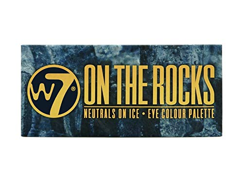 W7 | Eye Shadow | ON THE ROCKS | 14 Shades