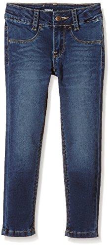 Levi's Kids Mädchen Jegging Jeanshose, Blau (Indigo 46), 158 (Herstellergröße: 14A)