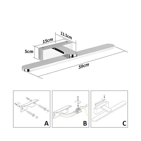Klighten-12W-LED-Spiegelleuchte-Bad-Spiegellampe-59cm-IP44-Wandmontage-Schanklampe-Badlampe-Wandleuchte-Klemmleuchte-3000K-Warmwei