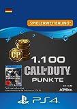 Call of Duty: Modern Warfare-Punkte 1100 Points | PS4 Download Code - deutsches Konto