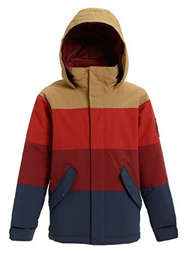 Burton Jungen Symbol Snowboard Jacke, Kelp/Bitters/Sparrow, XL