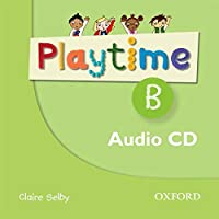 Playtime: B: Class CD: Stories, DVD and play- start to learn real-life English the Playtime way!