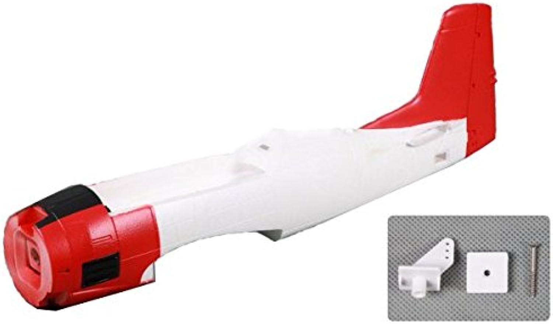 primera vez respuesta LaDicha Once Hobby T-28 Troyano 1100M 1100M 1100M RC Avión Parte De Repuesto Fuselaje  autorización oficial