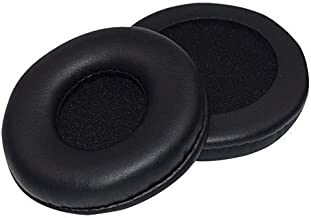 MDR NC6 Headphone Earpad Replacement Ear Pads Cushion Compatible for Sony MDR-NC6 MDR NC6 AKG K518 K518DJ K518LE K81 Noise Canceling Headset(Black)