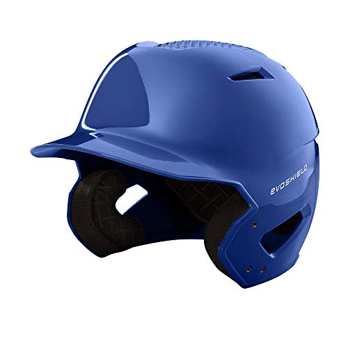 EvoShield XVT Luxe Batting Helmet -Royal 2X