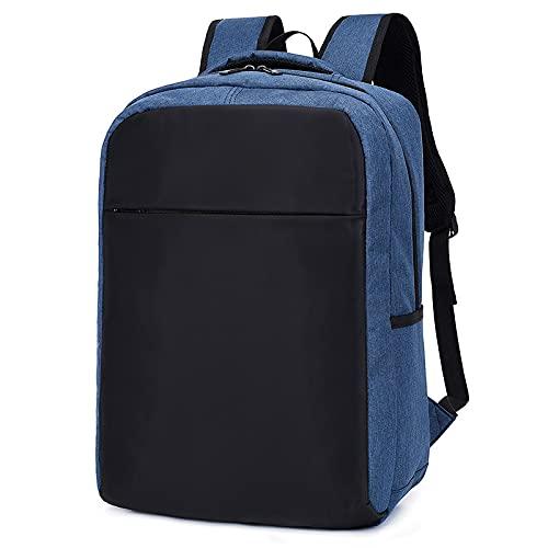 QIANJINGCQ, la nueva mochila de carga USB, mochila para ordenador, mochila de negocios, mochila de viaje antisalpicaduras, mochila de gran capacidad
