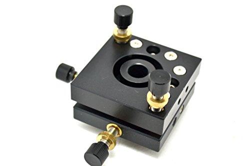 q-baihe 4-axis Beam Expander Halterung/Halter für Markieren/Gravieren/Schneiden/Schweißen