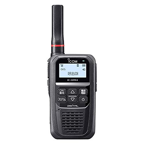 アイコム(ICOM) デジタル簡易無線機(登録局) IC-DPR4
