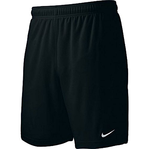Nike Youth Team Equalizer Knit Shorts (Black) Size Youth Small