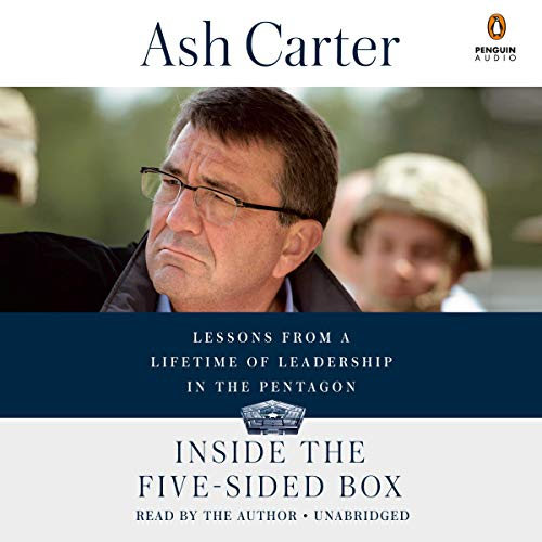 Inside the Five-Sided Box audiobook cover art