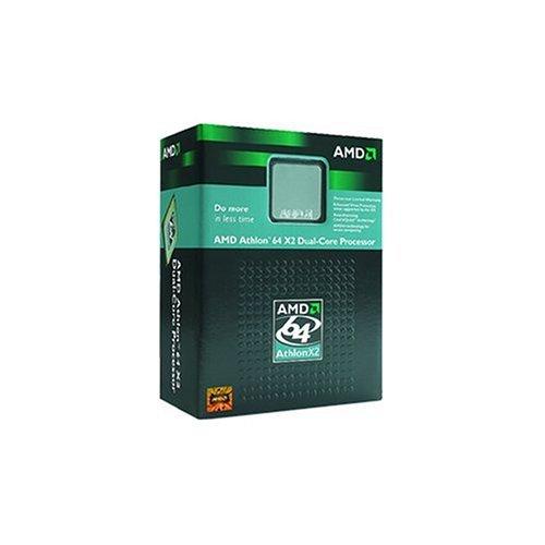 AMD Athlon 64 X2 Dual-core 4600+ - Procesador (AMD Athlon, 2,4 GHz, Socket 939, 90 nm, 4600+, 2000 MHz)
