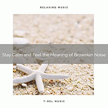 Stay Calm and Feel the Meaning of Brownian Noise