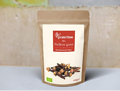 BIO Nelken 100g | Nelken ganz | Gewürz | ORGANIC Cloves whole | Spices | 100g