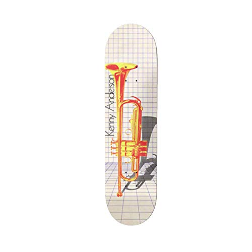 Chocolade Skateboards - One Off Kenny Anderson Deck - 8