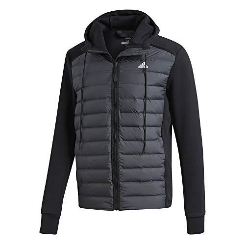 adidas Herren Jacke Varilite Hybrid Jacke, Black, M, CY8723