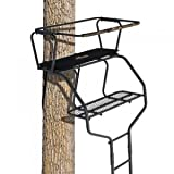 Big Game Treestands Guardian Two-Man Ladder Stand