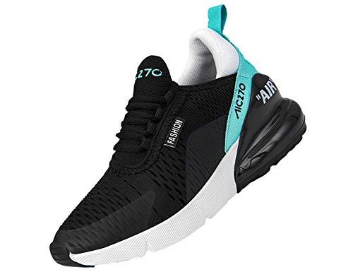 SINOES 270 para Mujer Cuña Cómodos, Zapatillas Sneaker Calzado Deportivo de Exterior de Mujer Plataforma Calzo Aptitud para Ligero Zapatos