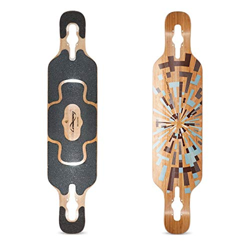 Loaded Tan Tien Flex 1 Longboard - Deck only Flex1: 80-125 kg