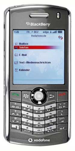 Vodafone Blackberry 8110 Pearl GPS Titan Vodafone