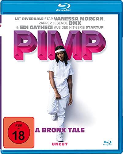 PIMP - A Bronx Tale (uncut) [Blu-ray]