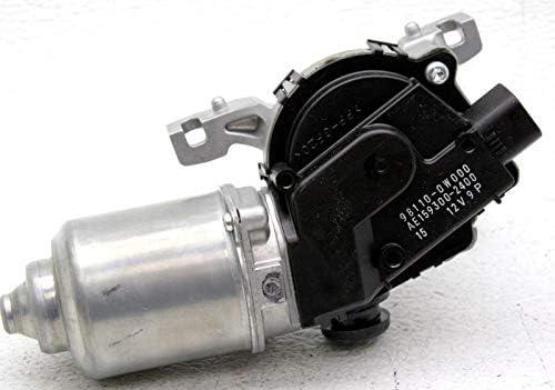 Genuine Kansas City Mall Free shipping / New Hyundai 98110-0W000 Windshield Assembly Wiper Motor