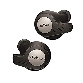 Jabra Elite Active 65t Earbuds - Passive Noise Cancelling Bluetooth Sport Earphones with Motion Sensors for Fitness Tracking - True Wireless Calls and Music - Titanium Black (B07DRHB3MR) | Amazon price tracker / tracking, Amazon price history charts, Amazon price watches, Amazon price drop alerts