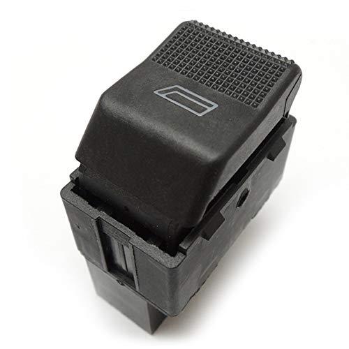 Piaobaige Interruptor de elevalunas eléctrico, para Volkswagen Polo Hatcback 6N2 1999-2001 Lopo 6X1 6E1 1998-2005 para Seat Ibiza Arosa Cordoba 6X0959855B