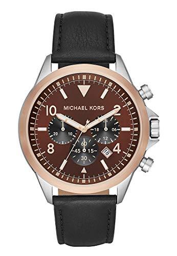 Michael Kors Gage - Reloj cronógrafo de Moda para Hombre - MK8786
