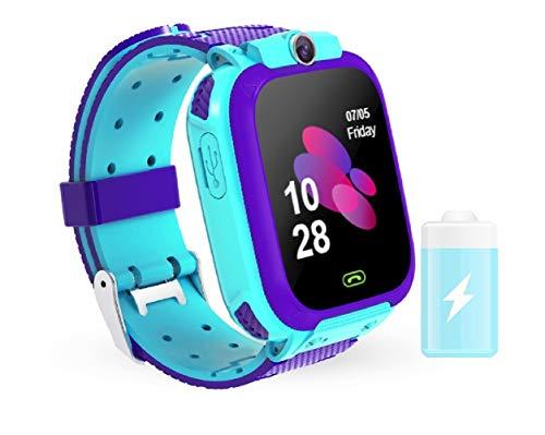 LTDD Relojes Inteligentes para niños y niñas, Pantalla tá