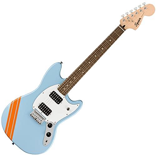 Squier Bullet Mustang HH Competition DPB · Guitarra eléctrica