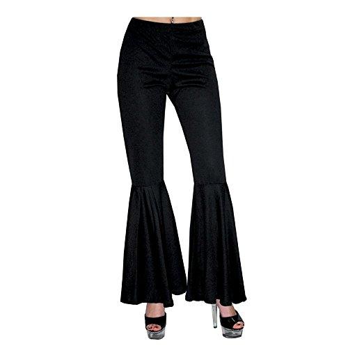 Pantalon HIPPIE / DISCO noir (36/38)