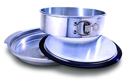 Chef's Planet Perfect Pan, Silver