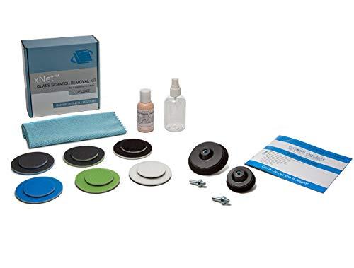 Glass Polish Kit de réparation Anti-Rayures pour Verre