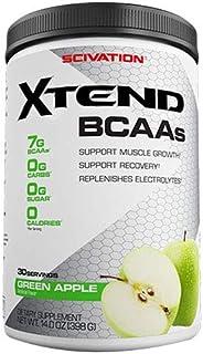 Scivation Xtend Bcaas Green Apple, 384 g