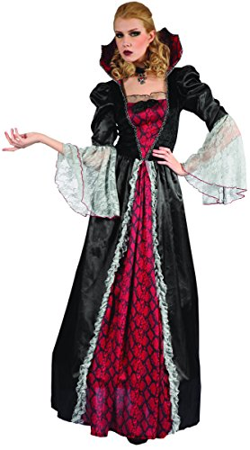 Costume da donna vampiro per Halloween S