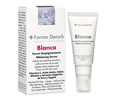 Farma Dorsch Blanca Sérum Hidratante Despigmentante (Para Todo Tipo De Pieles) - 15 ml.