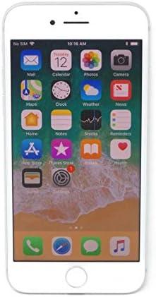 (Renewed) Apple iPhone 8, US Version, 64GB, Silver – Unlocked