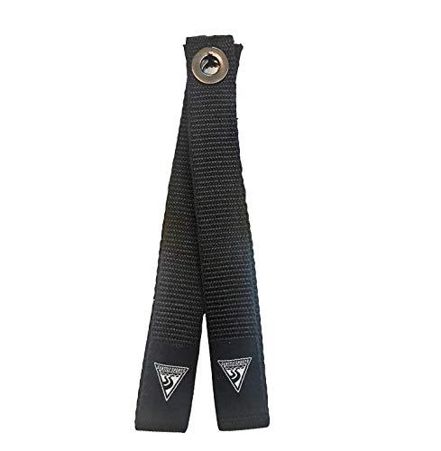 Sherpak Boucle d'arrimage pour Homme Noir 20 cm