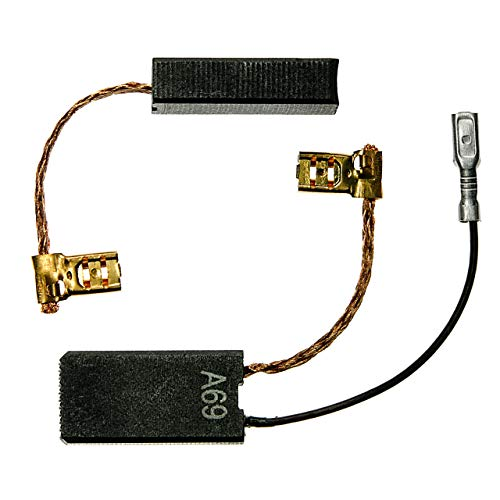 Kohlebürsten für Bosch Stemmhammer Bohrhammer GSH 5 E,GBH 7 DE,GBH 5-40 DE,GBH 7-45 DE,GBH 7-46 DE Bohrmaschine