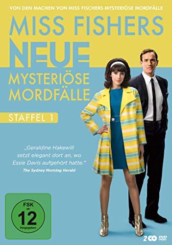 Miss Fishers neue mysteriöse Mordfälle - Staffel 1 [2 DVDs]