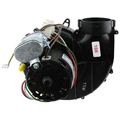 70 100612 02   Weather King Furnace Draft Inducer / Exhaust Vent Venter Motor   OEM Replacement