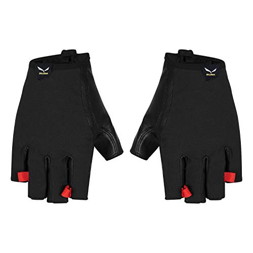 Salewa AGNER VF DST Gloves Handschuhe, Black Out, S