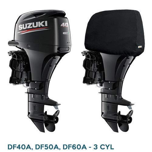 Oceansouth Outboard Motor Vented cover for Suzuki (40-60HP (2010>) (3CYL))