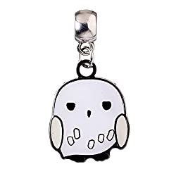 Charm measures approx. 3.5cm (H) x 1.8cm (W) Silver plated charm with highly detailed character design Compatible with other Harry Potter slider charms, necklaces and bracelets Packaging may vary from any images shown 100% officially licensed merchan...