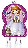 CAPRILO Set de 2 Piñatas Infantiles Decorativas para Cumpleaños Princesa Sofía Disney 65x46 cm. Juguetes y Regalos Fiestas de Cumpleaños, Bodas, Bautizos y Comuniones.