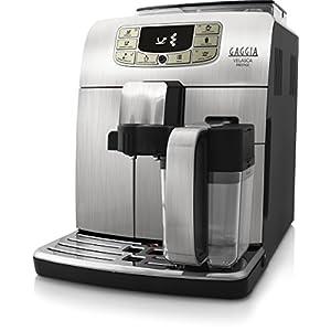 Gaggia Velasca Prestige Macchina da Caffè Automatica, per Espresso e Cappuccino, Caffè in Grani o Macinato, RI8263/01
